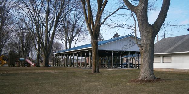 Ixonia Fireman's Park Pavilion